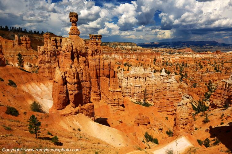 Sunset Point Bryce Canyon National Park Utah USA
