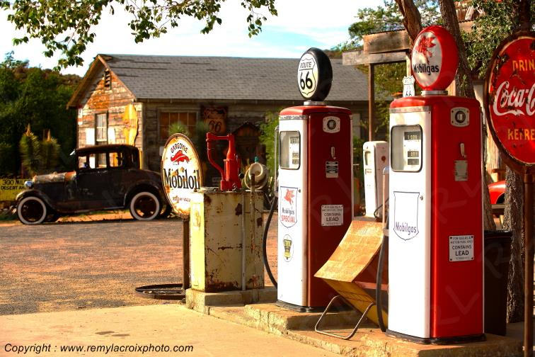 Hackberry Trading Post,Route 66,Arizona,USA
