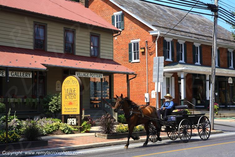 Intercourse,Amish country,Pennsylvanie,USA