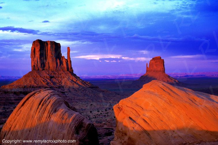 The Mittens,Monument Valley,Utah,USA