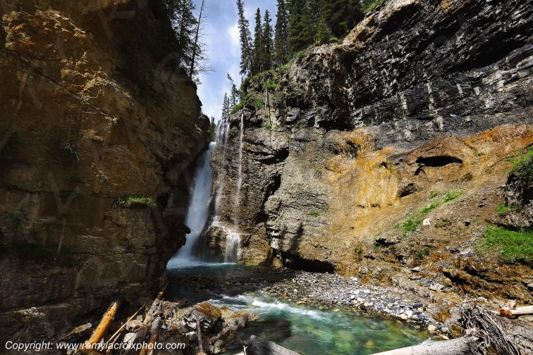 Johnston Canyon, Banff Nat'l Park,Alberta,Canada
