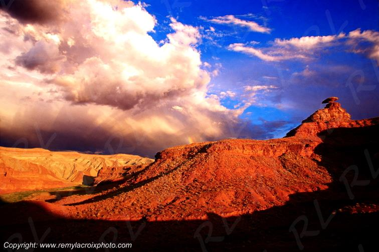 Mexican Hat,Utah,USA