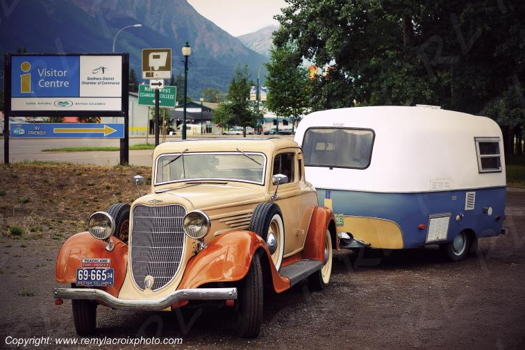 Dodge Brothers DR Coupe 34,Smithers,British Columbia,Canada