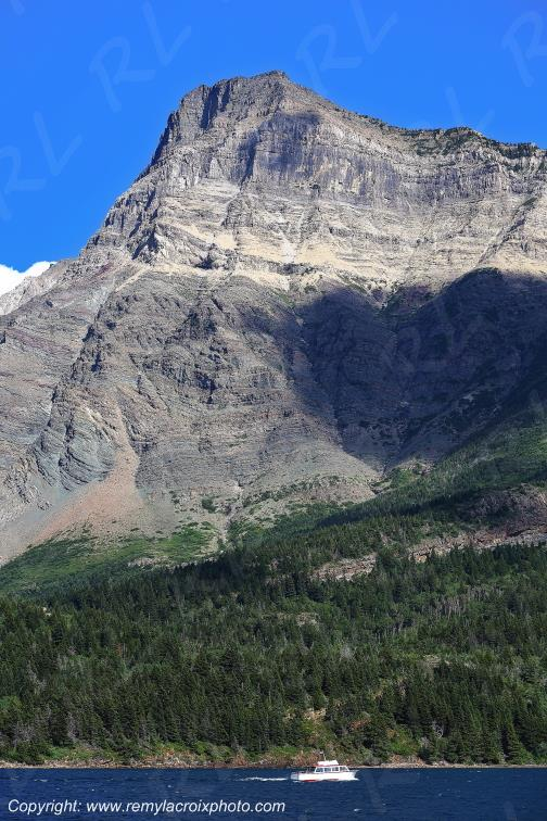 Upper Lake,Waterton Lakes Nat'l Park,Alberta,Canada
