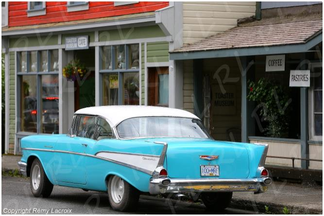 Chevy Bel Air 57,British Columbia,Canada