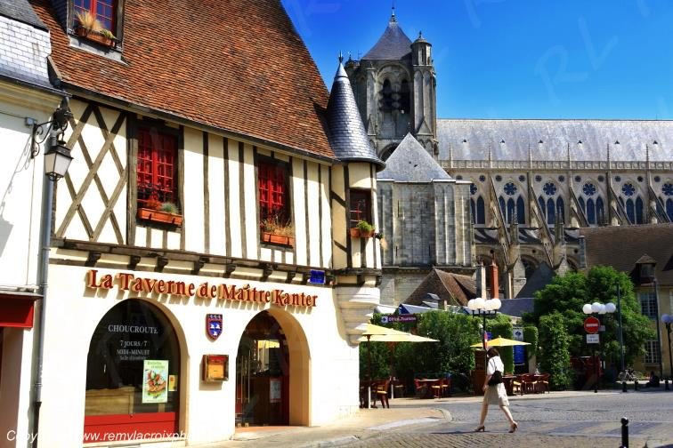 Bourges Cher Berry Centre Val de Loire France